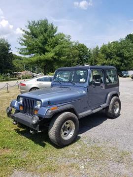1990 Jeep Wrangler for sale in Cold Spring, NY