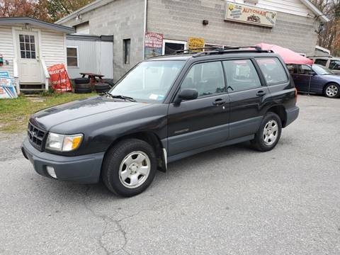 1998 Subaru Forester for sale in Cold Spring, NY