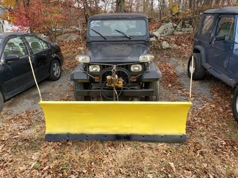 1988 Jeep Wrangler for sale in Cold Spring, NY