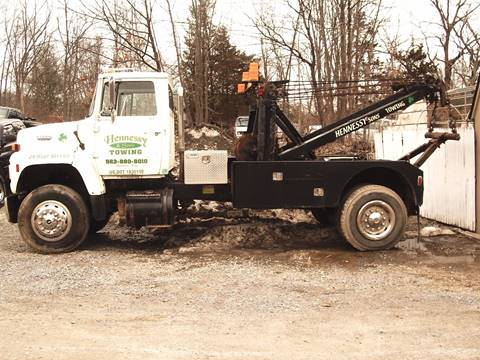 1989 Ford TOW TRUCK 600 HOLMES LN 8000 HOLMES WRECKER for sale in Cold Spring, NY