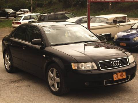 Used 2003 Audi A4 for sale - Pricing