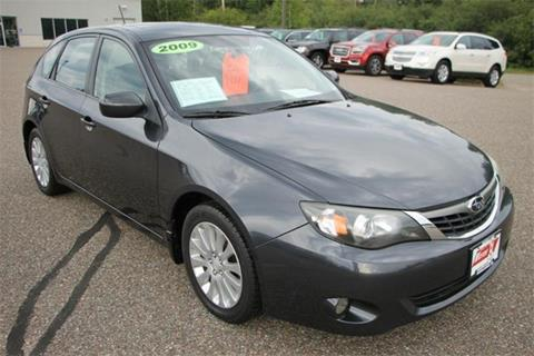 2009 Subaru Impreza for sale in Rhinelander WI