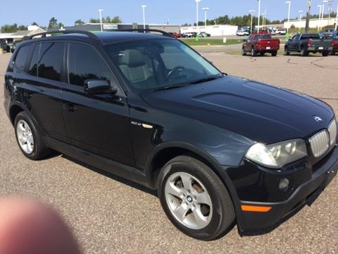 2008 BMW X3 for sale in Rhinelander WI