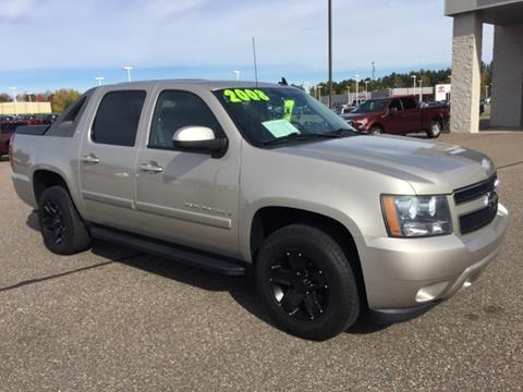 2008 Chevrolet Avalanche for sale in Rhinelander WI