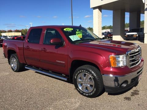 2013 GMC Sierra 1500 for sale in Rhinelander, WI