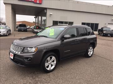 2016 Jeep Compass for sale in Rhinelander, WI