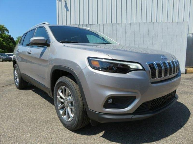 2019 Jeep Cherokee For Sale At Betten Baker Chrysler Dodge Jeep Ram In  Lowell MI