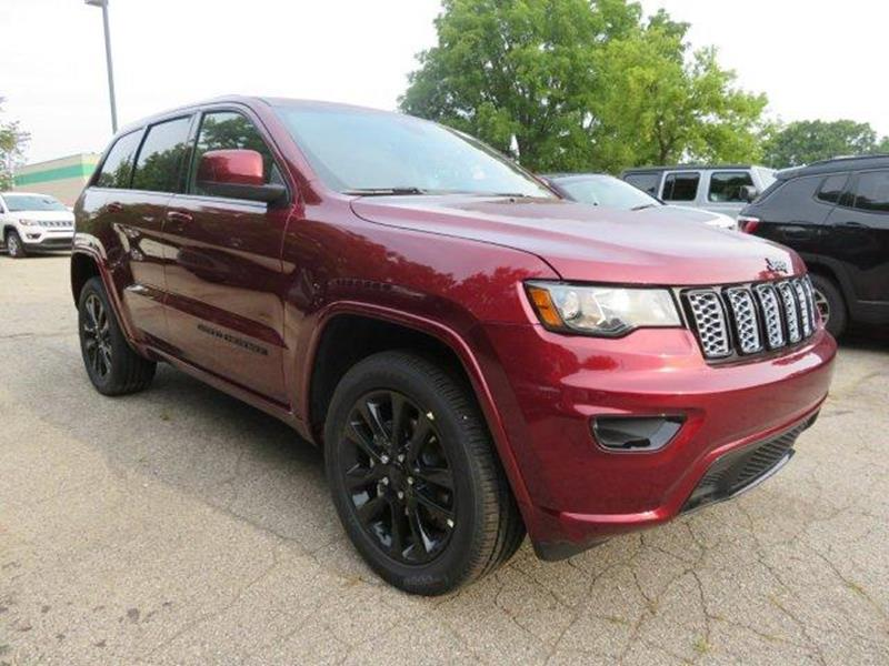 2018 Jeep Grand Cherokee For Sale At Betten Baker Chrysler Dodge Jeep Ram  In Lowell MI