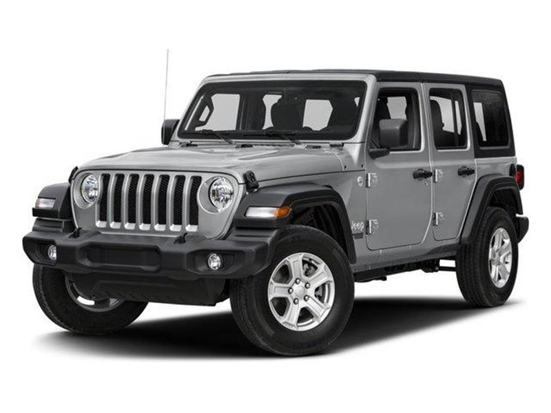 2018 Jeep Wrangler Unlimited For Sale At Betten Baker Chrysler Dodge Jeep  Ram In Lowell MI