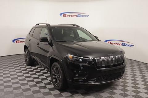 2020 Jeep Cherokee for sale in Lowell, MI