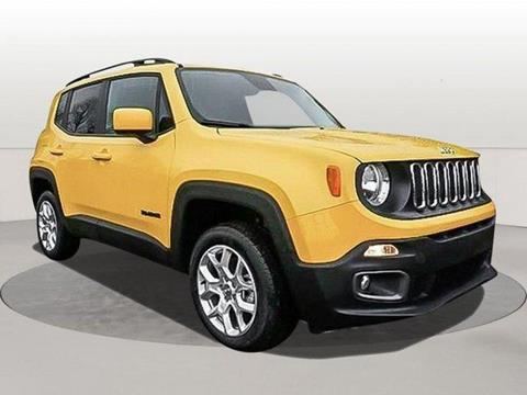 2017 Jeep Renegade for sale in Lowell, MI