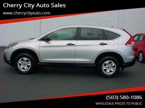 2014 Honda CR V For Sale In Salem, OR