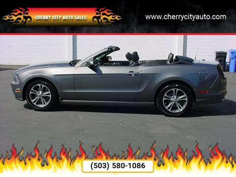 2014 Ford Mustang for sale in Salem, OR