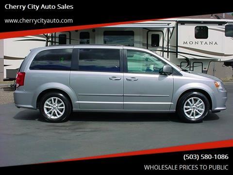 2015 Dodge Grand Caravan for sale in Salem, OR