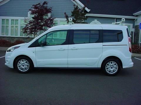 2015 Ford Transit Connect Wagon for sale in Salem, OR