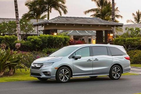 2019 Honda Odyssey for sale in Brooklyn, NY