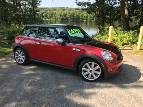 2007 MINI Cooper for sale at Greeley's Garage in Auburn ME