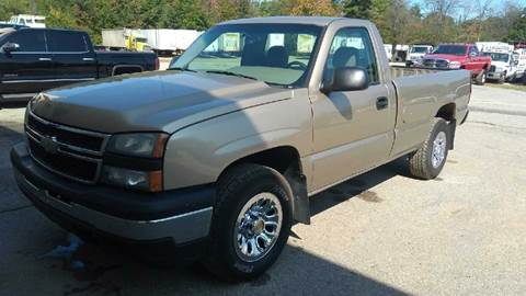 2006 Chevrolet Silverado 1500 for sale in Auburn, ME