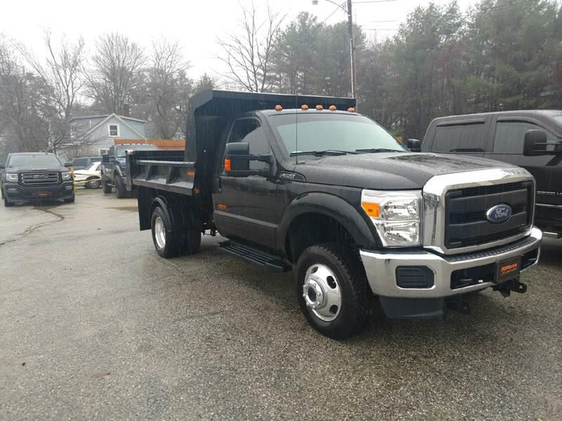 2016 Ford F-350 Super Duty for sale at Greeley's Garage in Auburn ME