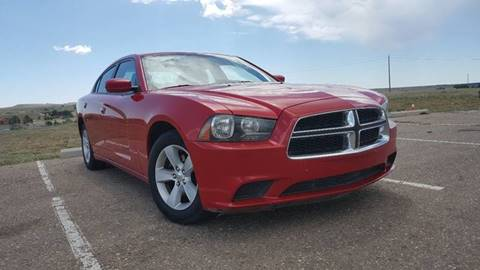2012 Dodge Charger for sale in Las Vegas, NM