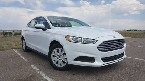 2014 Ford Fusion for sale in Las Vegas, NM