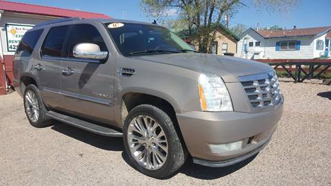 2007 Cadillac Escalade for sale in Las Vegas, NM