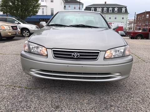 2001 Toyota Camry for sale in Fall River, MA