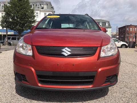 2009 Suzuki SX4 Crossover for sale in Fall River, MA