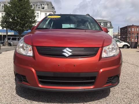 2009 Suzuki SX4 Crossover for sale in Fall River, MA