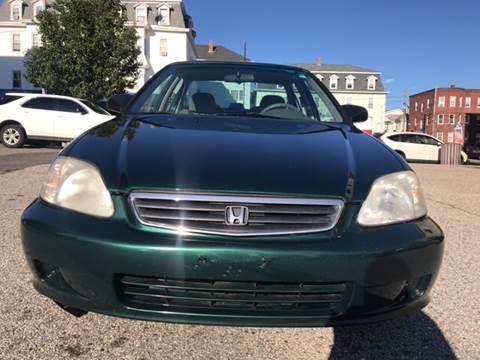 2000 Honda Civic for sale in Fall River, MA