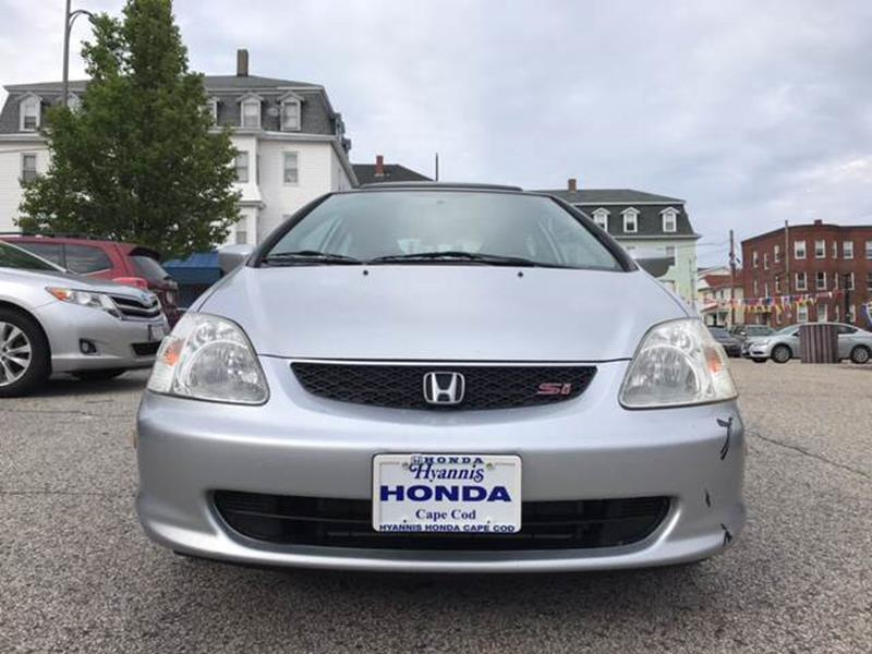 2002 Honda Civic Si 2dr Hatchback   Fall River MA