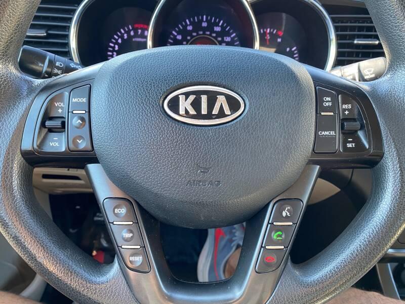 2011 Kia Optima LX 4dr Sedan 6A - South Darthmouth MA