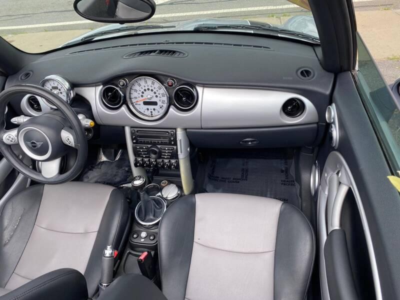 2007 MINI Cooper 2dr Convertible - South Darthmouth MA