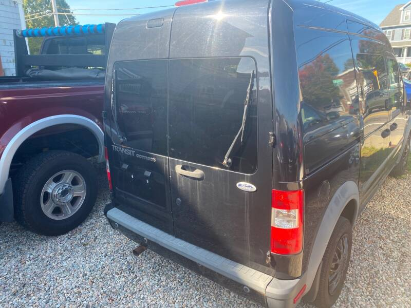 2010 Ford Transit Connect XLT 4dr Cargo Mini-Van w/Side and Rear Glass - South Darthmouth MA
