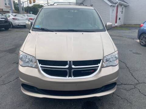 2014 Dodge Grand Caravan for sale at Better Auto in South Darthmouth MA