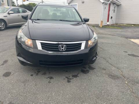 2010 Honda Accord for sale at Better Auto in South Darthmouth MA
