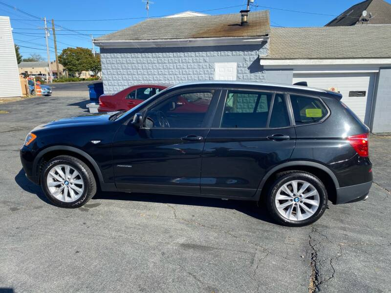 2013 BMW X3 AWD xDrive28i 4dr SUV - South Darthmouth MA