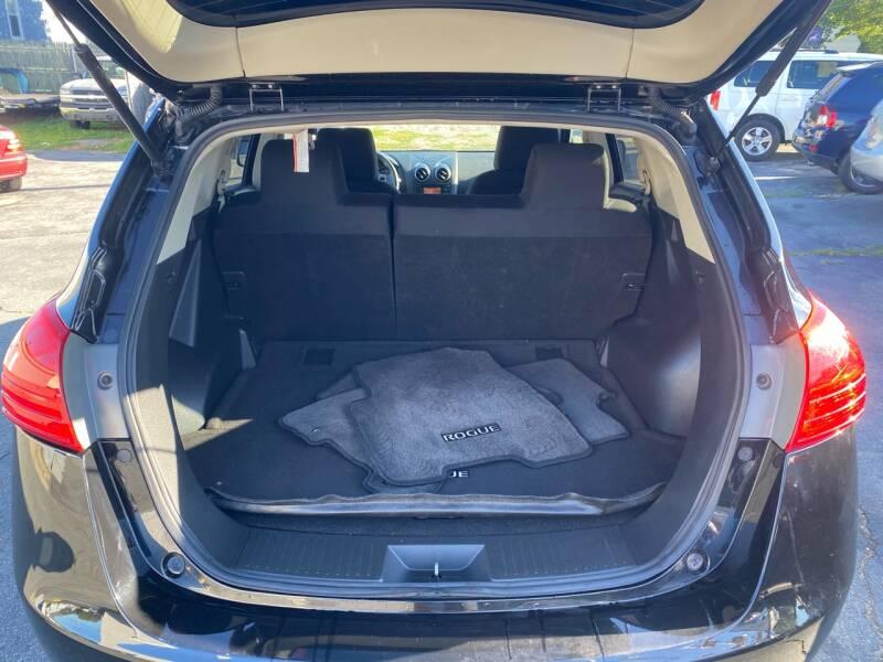 2011 Nissan Rogue AWD S 4dr Crossover - South Darthmouth MA