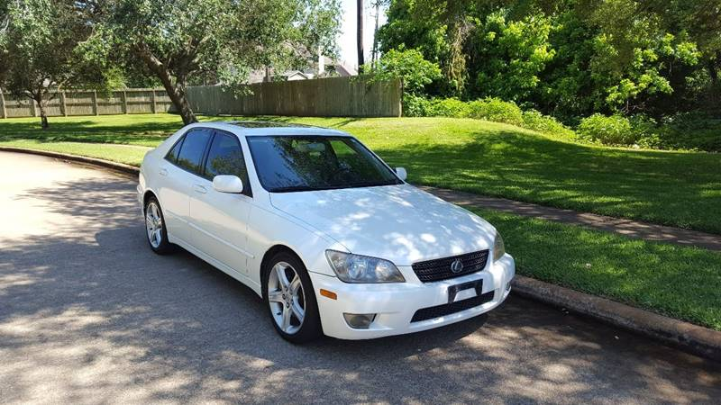 Beautiful 2005 Lexus IS 300 For Sale At PRESTIGE OF SUGARLAND In Stafford TX