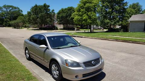 2006 Nissan Altima for sale in Stafford, TX