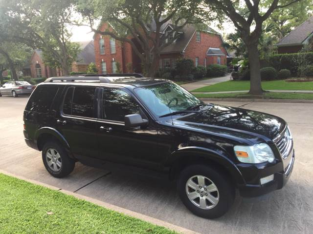 2010 ford explorer xlt in stafford tx - prestige of sugarland