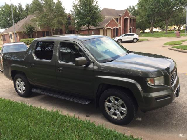 2006 Honda Ridgeline For Sale At PRESTIGE OF SUGARLAND In Stafford TX