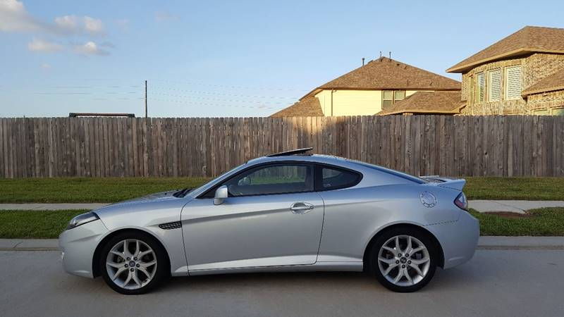 2007 hyundai tiburon gt in stafford tx prestige of. Black Bedroom Furniture Sets. Home Design Ideas