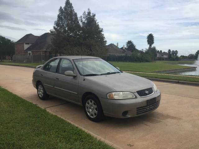 2000 Nissan Sentra For Sale At PRESTIGE OF SUGARLAND In Stafford TX