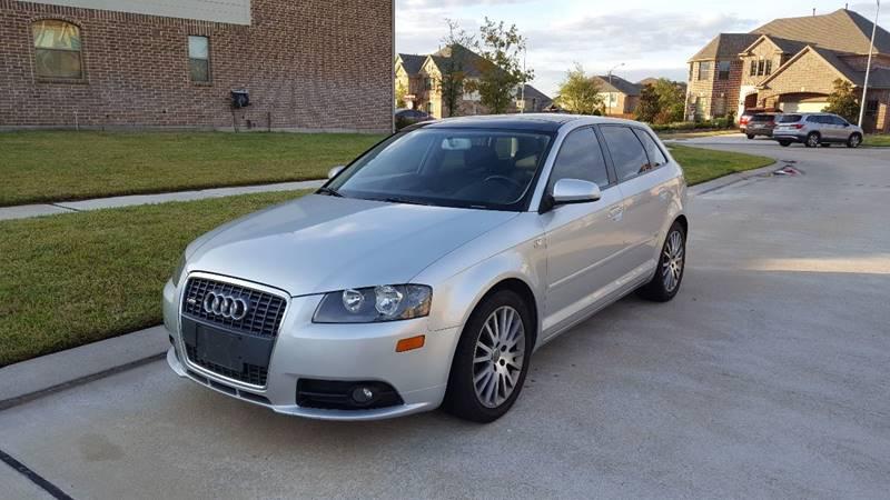 Audi A T In Stafford TX PRESTIGE OF SUGARLAND - 2007 audi a3
