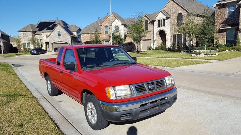 2000 Nissan Frontier For Sale At PRESTIGE OF SUGARLAND In Stafford TX