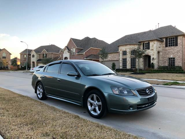Elegant 2006 Nissan Altima For Sale At PRESTIGE OF SUGARLAND In Stafford TX