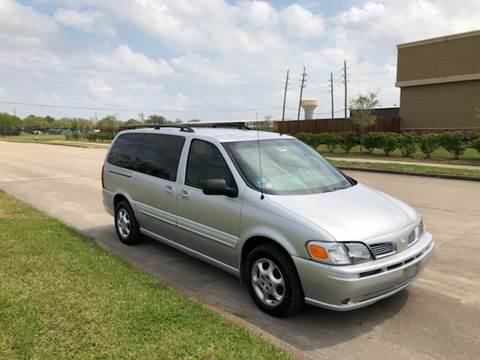 2002 Oldsmobile Silhouette for sale in Stafford, TX