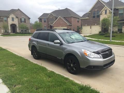 2010 Subaru Outback for sale in Stafford, TX