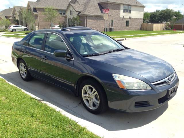 2007 Honda Accord For Sale At PRESTIGE OF SUGARLAND In Stafford TX